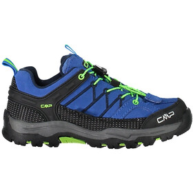 CMP Campagnolo Junior Rigel Low WP Trekking Shoes Royal-Frog